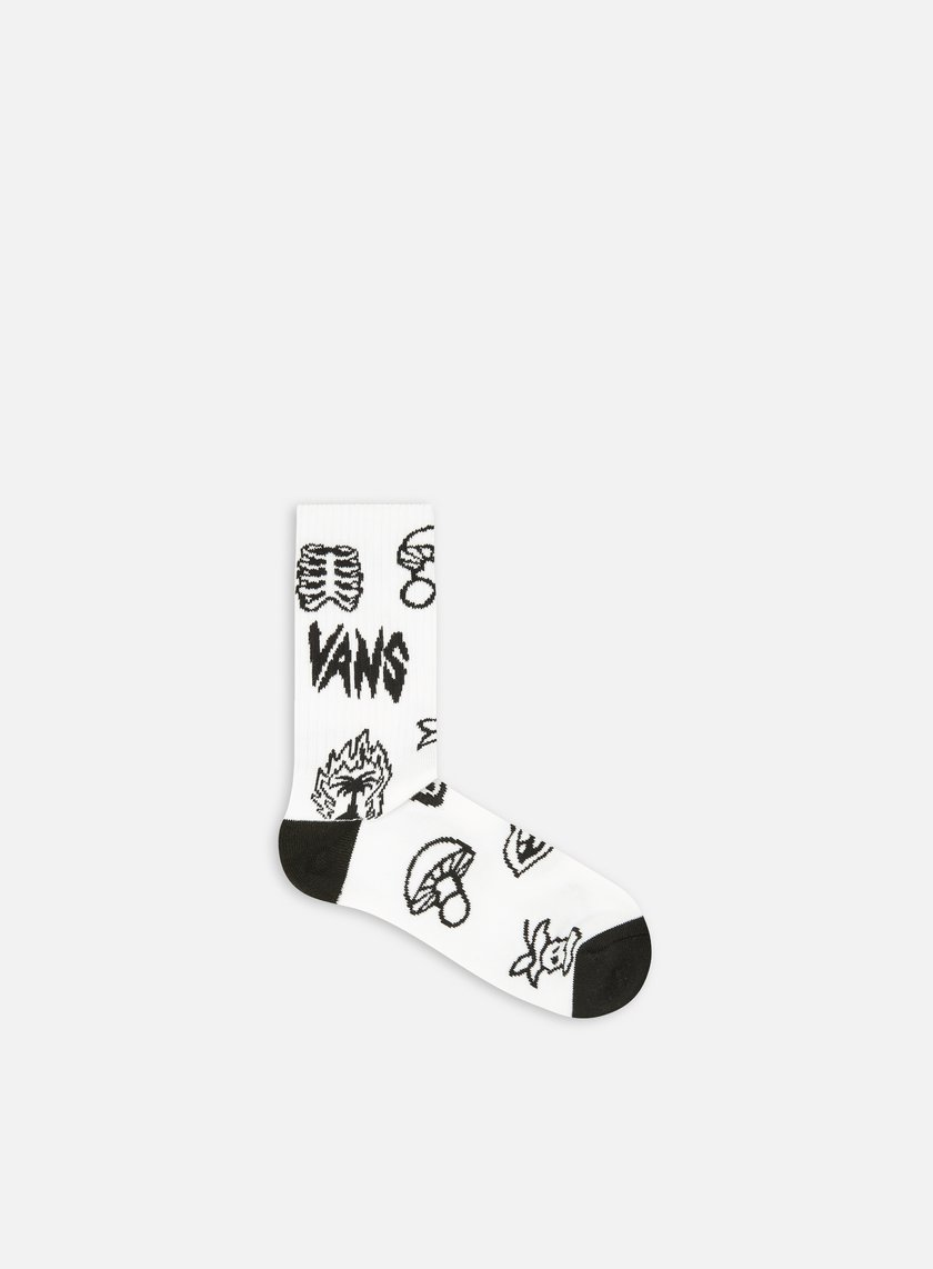 Vans Lost And Found Crew Socks