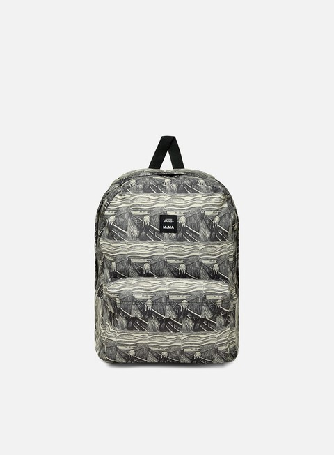 Outlet e Saldi Zaini Vans MoMA Munch Old Skool III Backpack