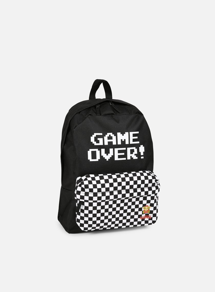 Vans - Nintendo Backpack, Game Over