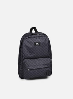 Vans - Old Skool II Backpack, Black/Charcoal 1