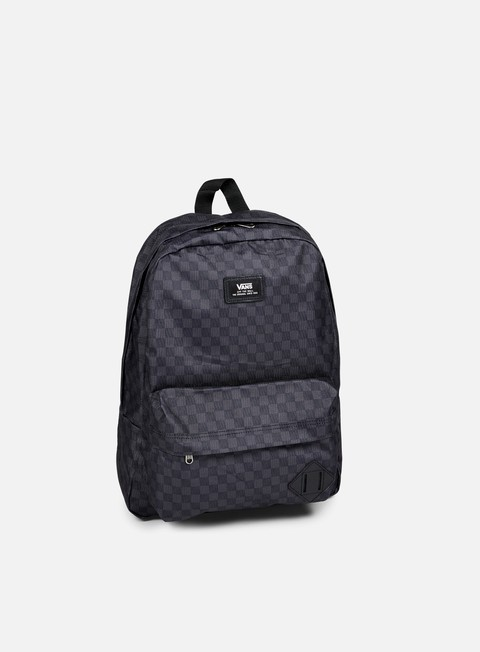 accessori vans old skool ii backpack black charcoal