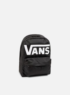 Vans - Old Skool II Backpack, Black/White