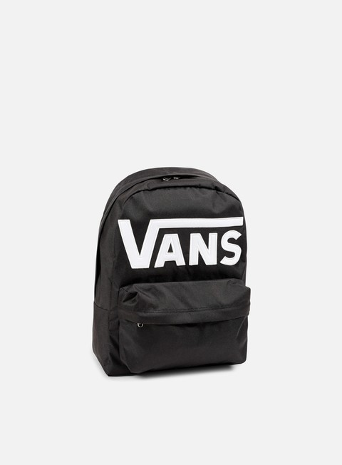 accessori vans old skool ii backpack black white