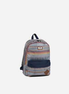 Vans - Old Skool II Backpack, Blue Mirage 1