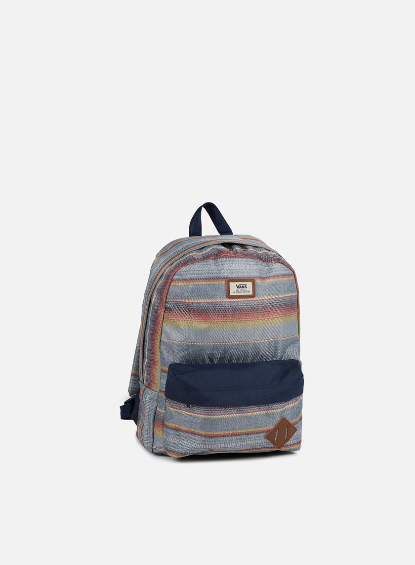 Vans - Old Skool II Backpack, Blue Mirage