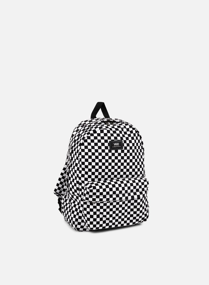 Old Skool Ii Backpack In Checkerboard - Checkerboard Vans m9ucFi