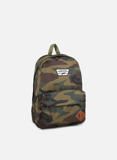 Vans - Old Skool II Backpack, Classic Camo