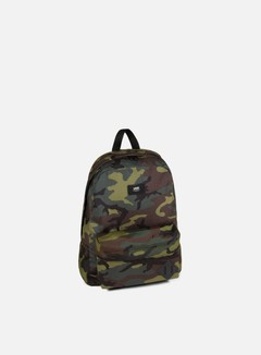 Vans - Old Skool II Backpack, Classic Camo/Black