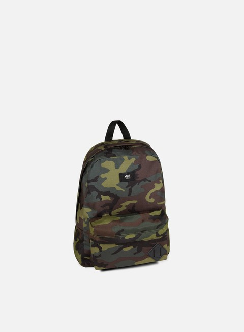 accessori vans old skool ii backpack classic camo black