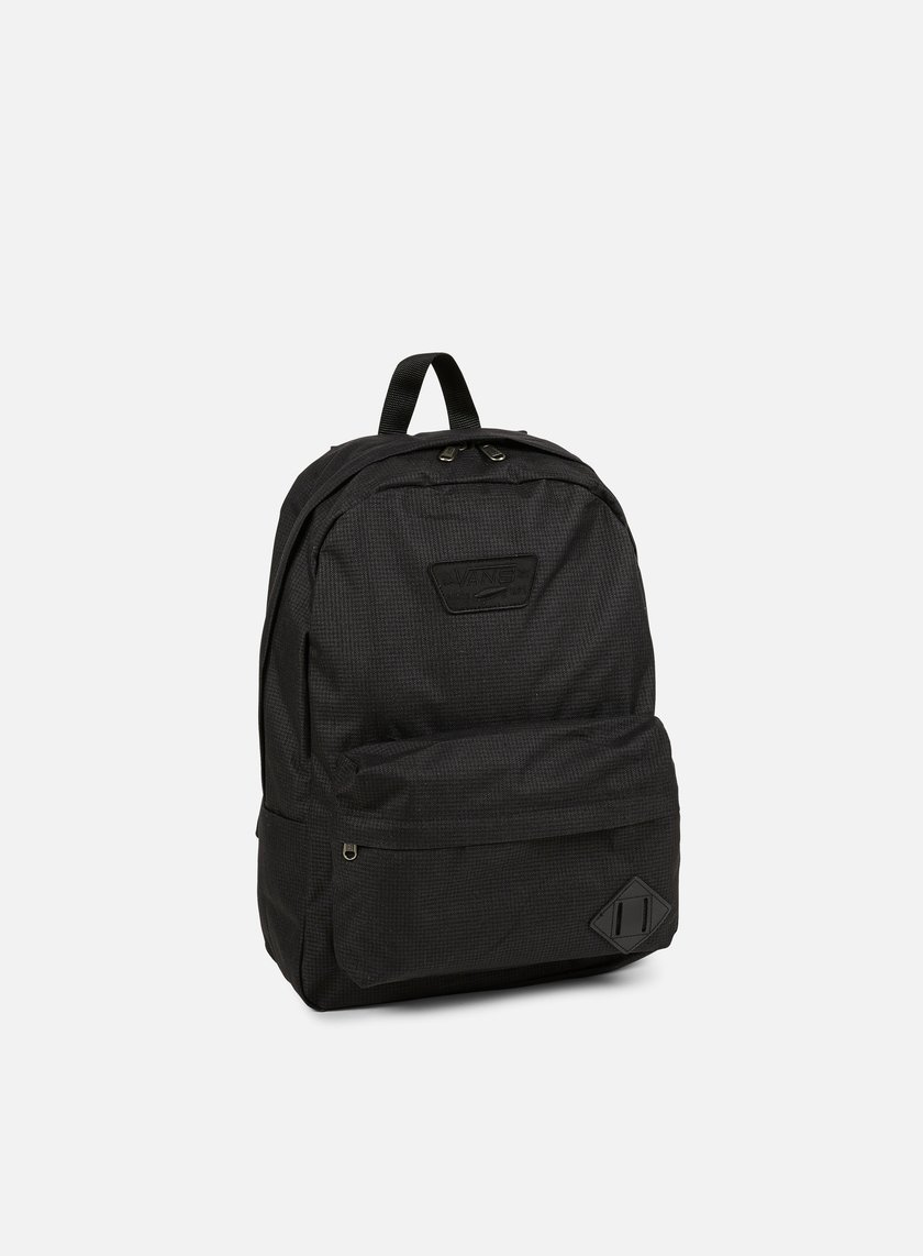 Vans - Old Skool II Backpack, Concrete Heathe Black