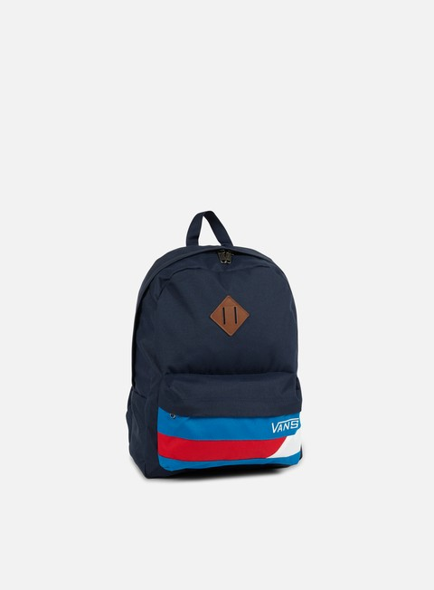 accessori vans old skool ii backpack dress blue