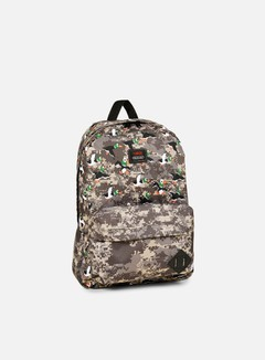 Vans - Old Skool II Backpack, Duck Hunt