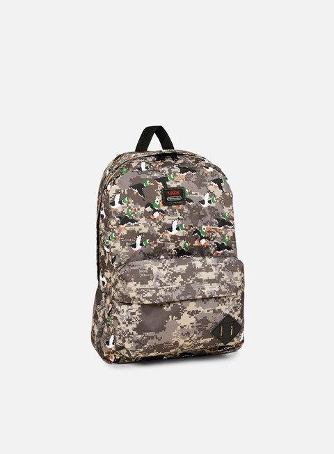 accessori vans old skool ii backpack duck hunt