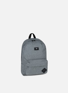 Vans - Old Skool II Backpack, Heather Suiting