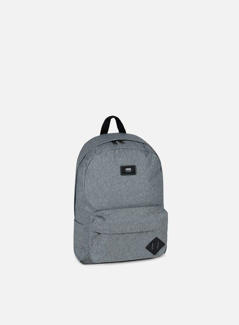 accessori vans old skool ii backpack heather suiting