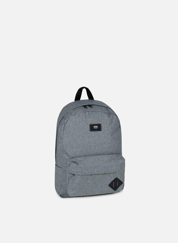 Vans - Old Skool II Backpack, Heather Suiting