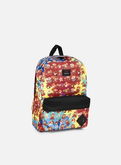Vans - Old Skool II Backpack, Mario