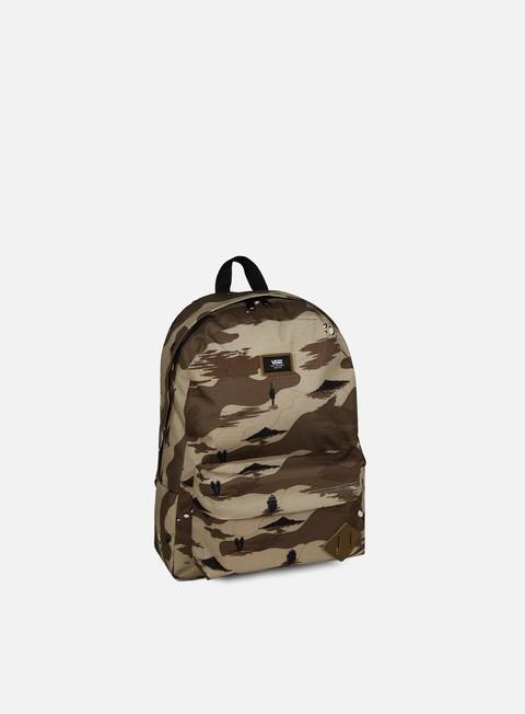 accessori vans old skool ii backpack storm camo