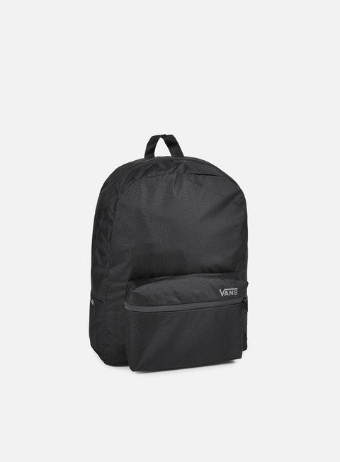 accessori vans packable old skool backpack black
