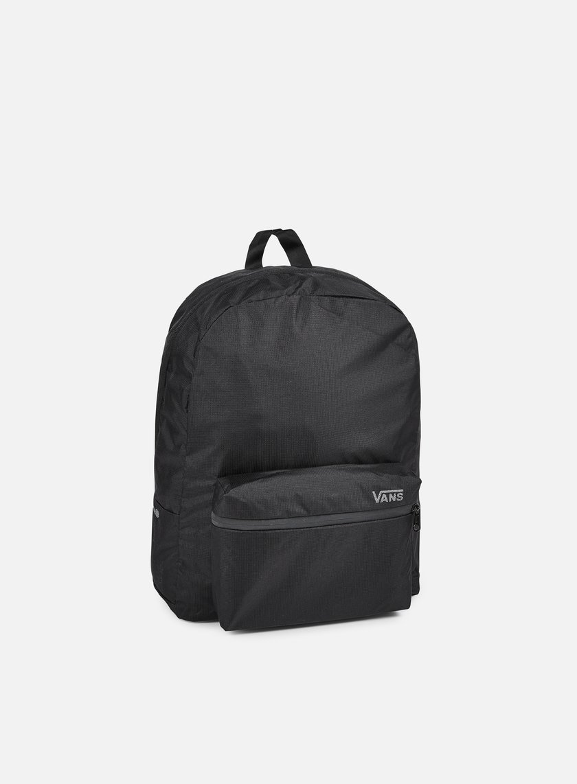 Vans - Packable Old Skool Backpack, Black