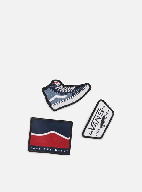 accessori vans patch pack dress blues