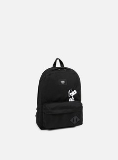 Vans - Peanuts Old Skool II Backpack, Black 1