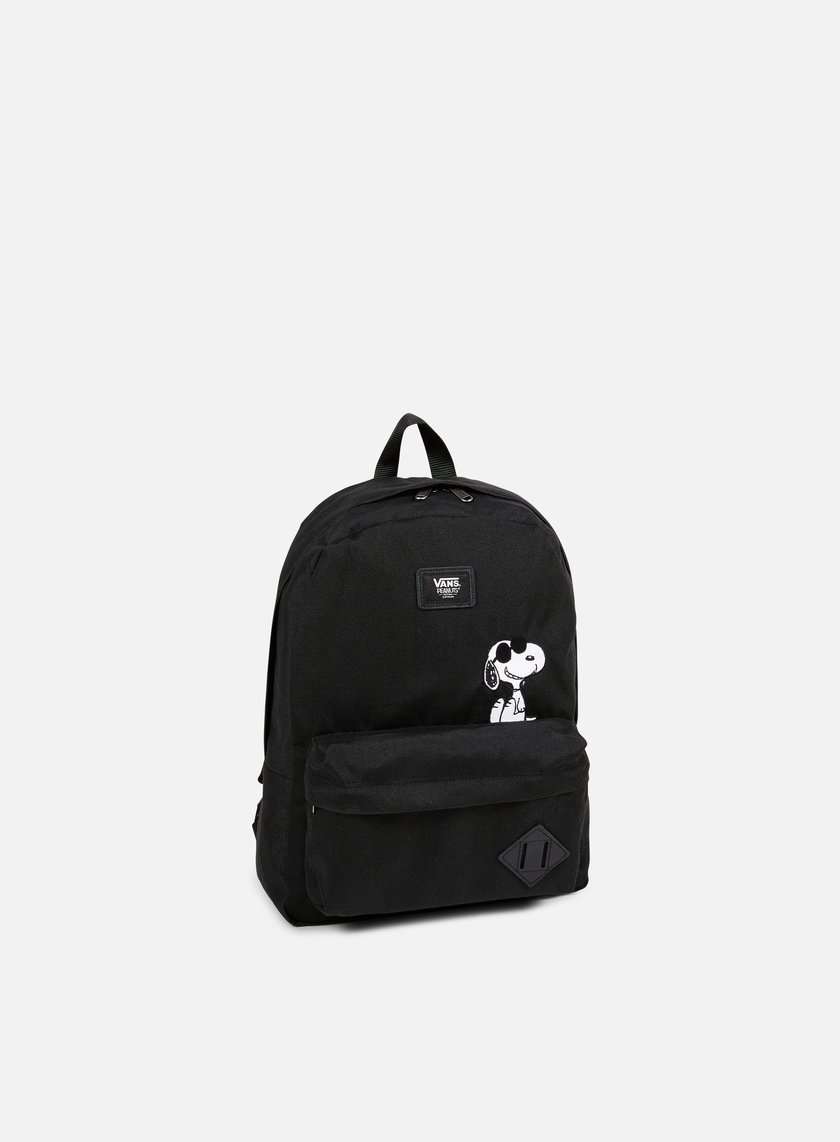 Vans - Peanuts Old Skool II Backpack, Black