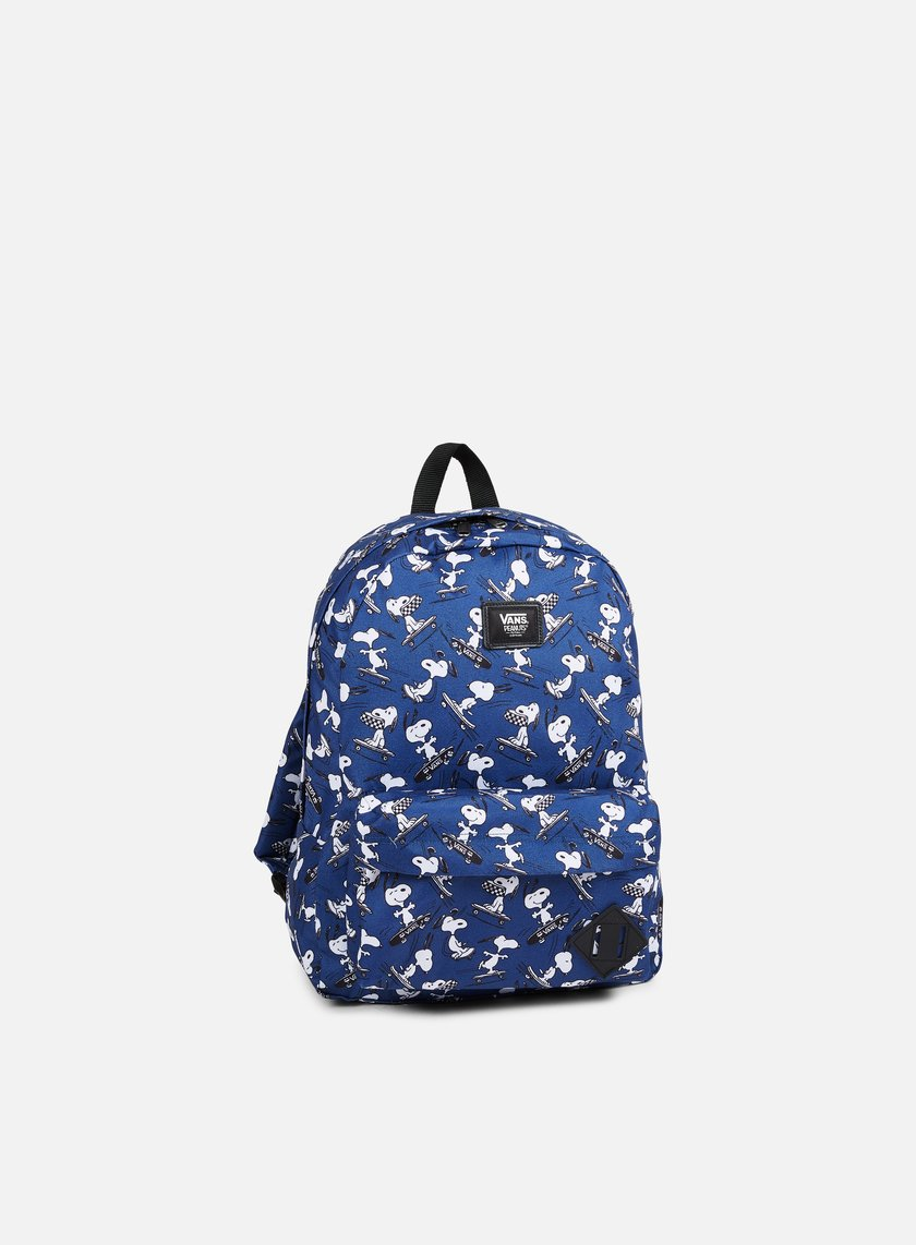 Vans - Peanuts Old Skool II Backpack, True Navy