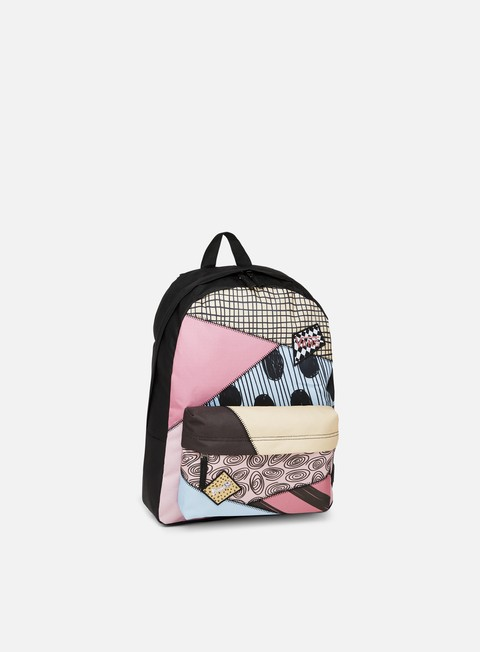 Zaini Vans Sally Patchwork Realm Backpack