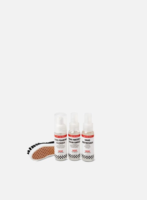 Pulizia Scarpe Vans Shoe Care Travel Kit