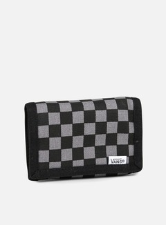 Vans - Slipped Wallet, Black/Gunmetal