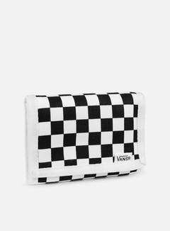 Vans - Slipped Wallet, Black/White