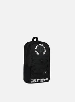 Vans - Snag Backpack, Black/White