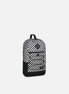 Vans - Snag Backpack, Black/White Checkerboard
