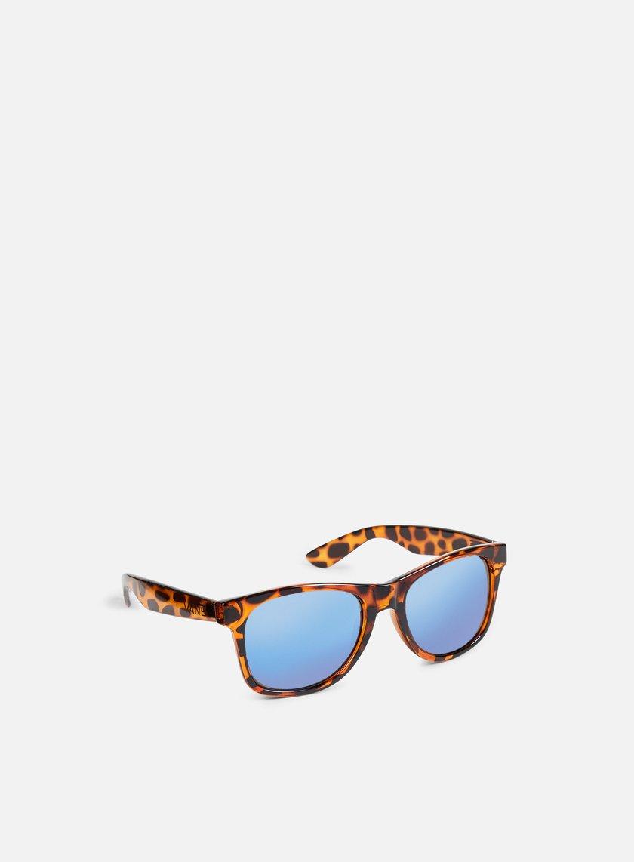 Vans - Spicoli 4 Shades, Translucent Honeytortoise/Royal Blue Mirror
