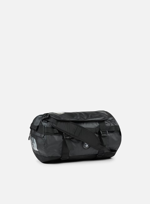 accessori vans the north face base camp duffel small tnf black