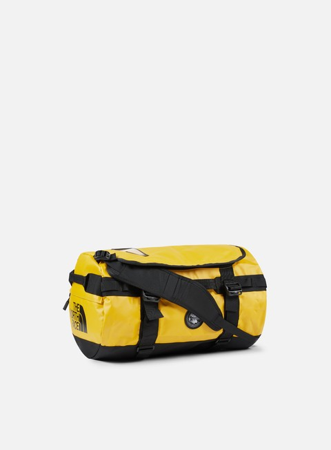 accessori vans the north face base camp duffel small tnf yellow