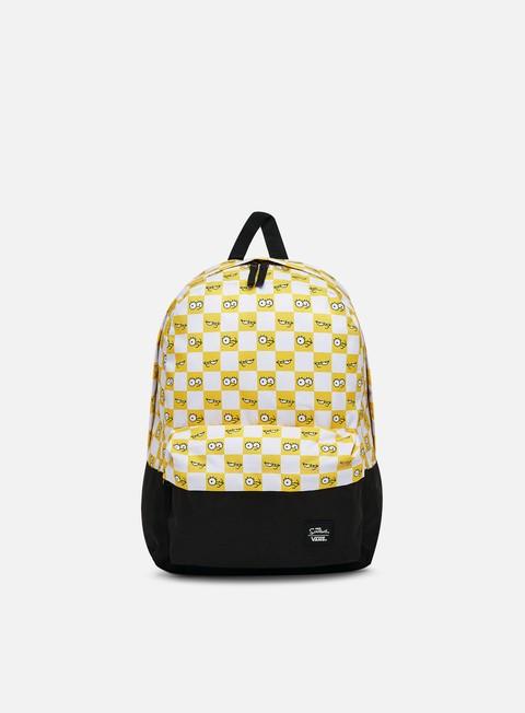 Vans The Simpsons Check Eyes Backpack