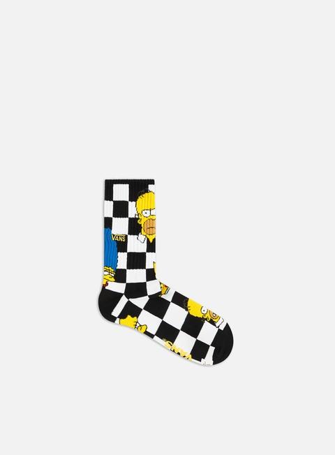 Calze Vans The Simpsons Crew Socks