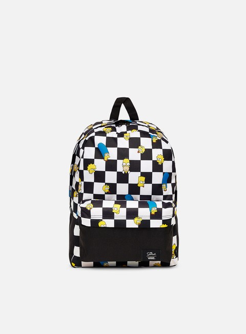 Zaini Vans The Simpsons Skool III Backpack
