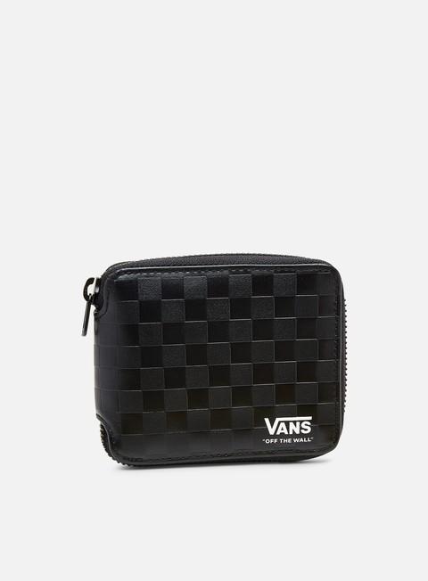 Wallets Vans Tour Zip Wallet