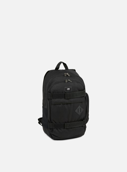 accessori vans transient iii backpack black