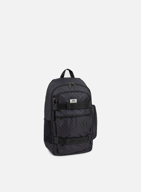 accessori vans transient iii backpack black charcoal