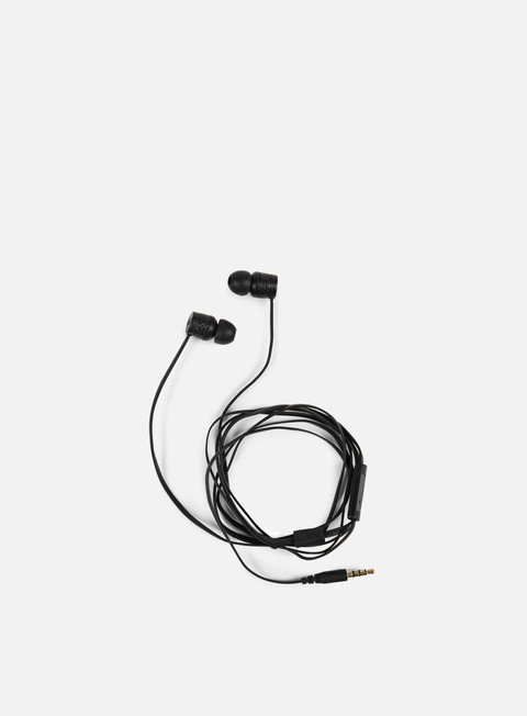 accessori vans vans earphones black