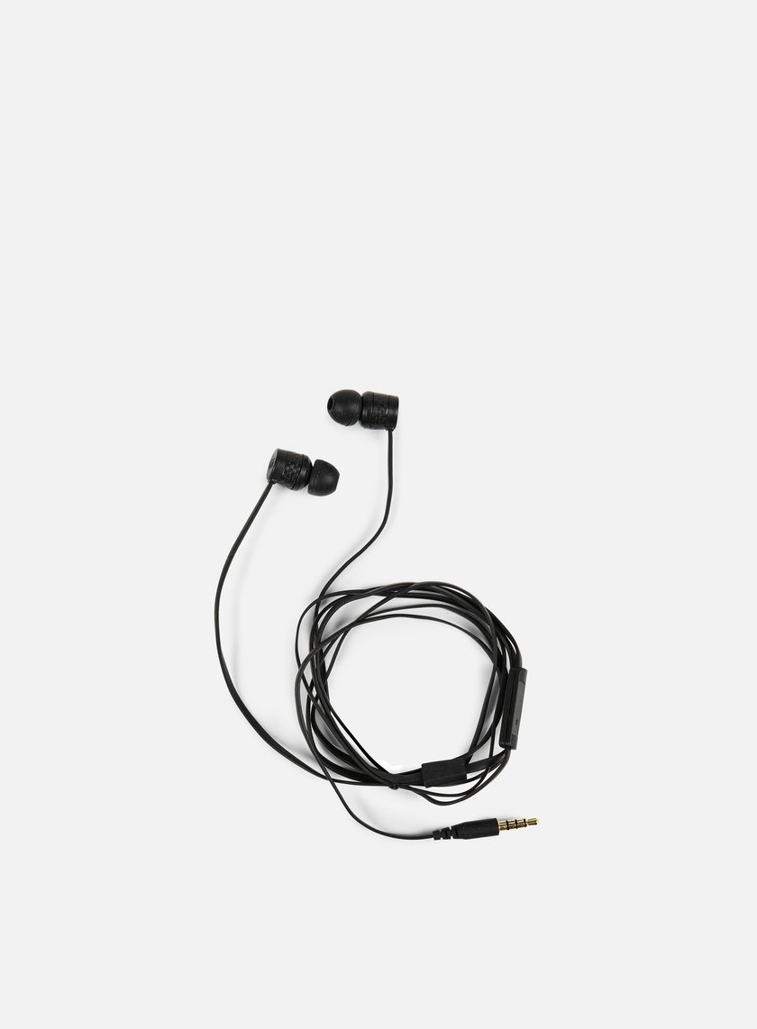 Vans - Vans Earphones, Black