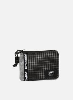 Vans - Vans Pouch Wallet, Black/White
