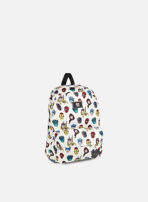 accessori vans vans x marvel old skool ii backpack marvel avengers