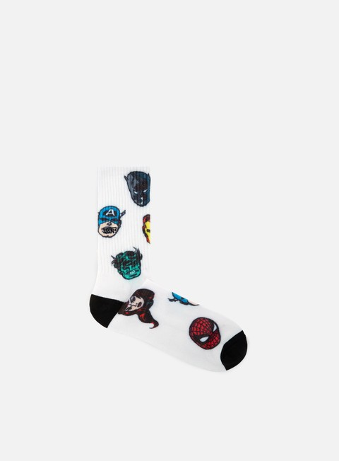accessori vans vans x marvel sock marvel avengers