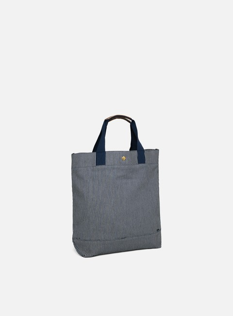 Sale Outlet Bags Vans Vault Hickory Stripe Tote Bag