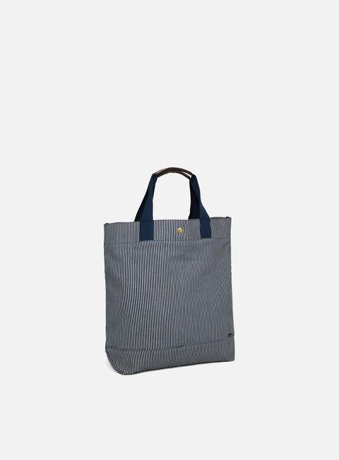 Borse Vans Vault Hickory Stripe Tote Bag